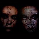 Twin in Darkness by silveraya