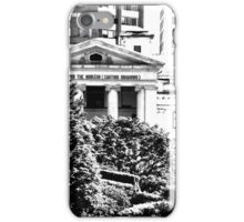 Inner city Vancouver iPhone Case/Skin