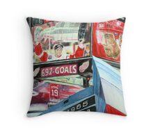 Steve Yzerman- Detroit Redwings Throw Pillow