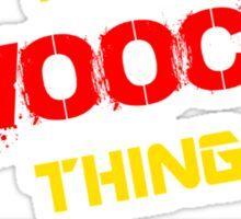 It's A WOOCK thing, you wouldn't understand !! Sticker