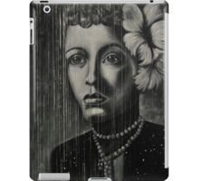 Billie Holiday - low ink iPad Case/Skin