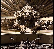 :: Lion's Gate :: by Danylo Bobyk