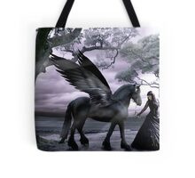 Rhiannon's Ride Tote Bag