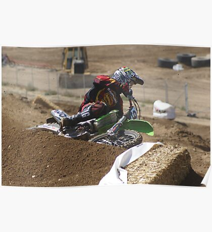 Loretta Lynn's SW Area Qualifer - Rider Number 36 Competitive Edge MX Hesperia, CA, (234 Views as of May 9, 2011) Poster
