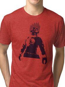 devoto man Tri-blend T-Shirt