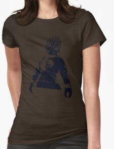 devoto man Womens Fitted T-Shirt