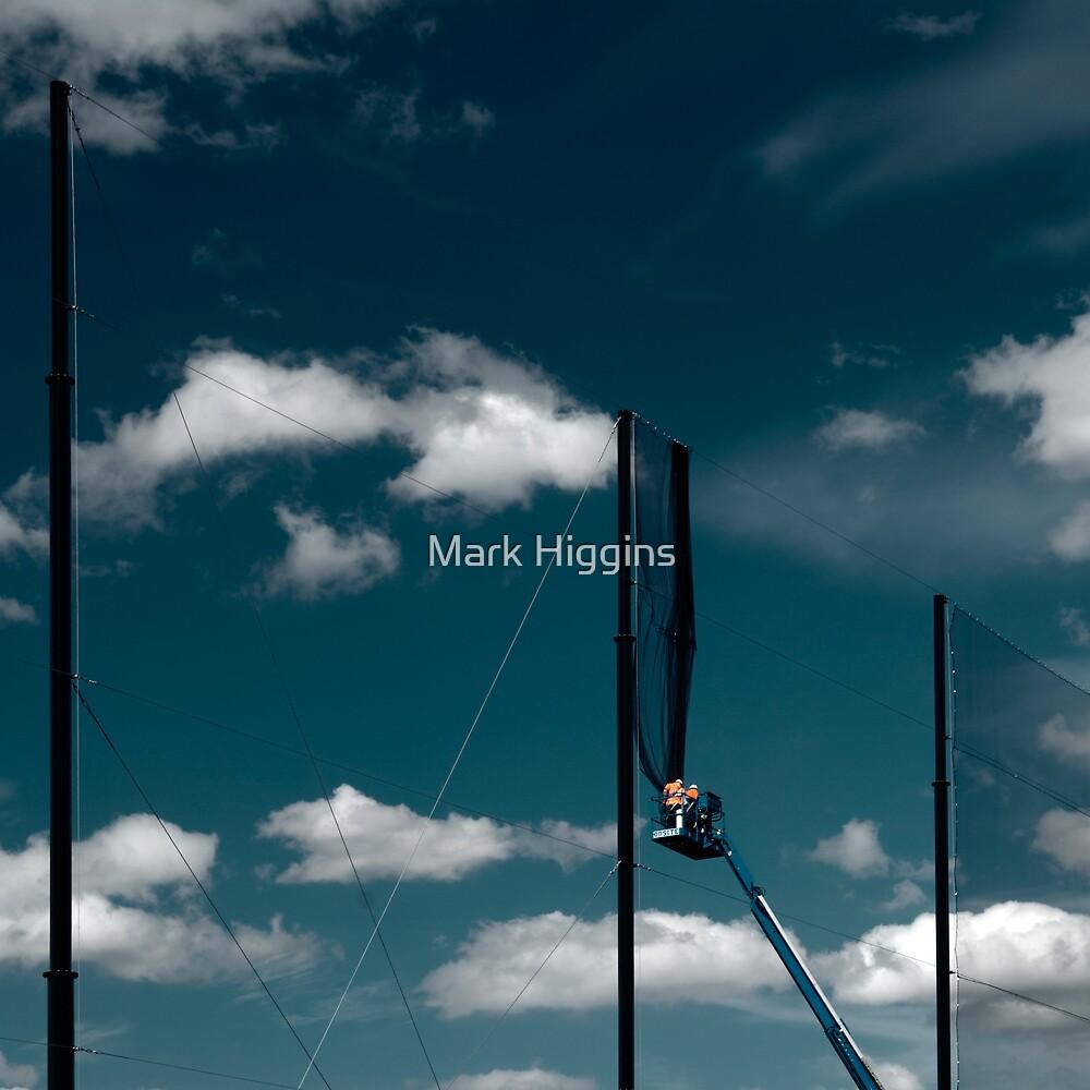 Flyscreen by Mark Higgins