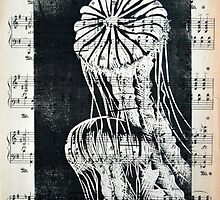 musical jellyfish by Inese