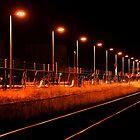 Gordonvale Railway by Janine  Hewlett