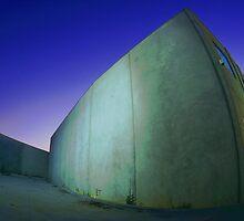 Kia Court #1 by Wayne Harridge