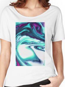 RAINBOW (Three) Women's Relaxed Fit T-Shirt