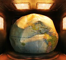 Global Melting by Tony Mathew