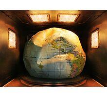 Global Melting Photographic Print