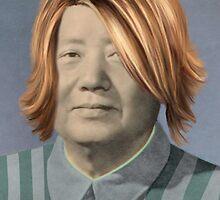 Chairman Mao by henribanks
