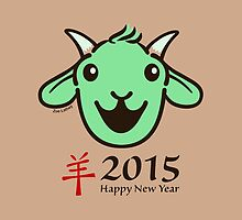 Year of the Sheep - Chinese New Year 2015 by zoel