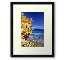 Tongue Point from Darby Cliffs Framed Print