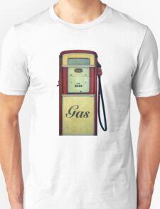 Classic Gas Pump Unisex T-Shirt