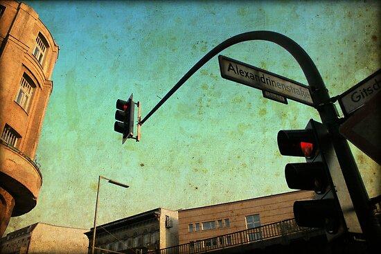 Alexandrinenstrasse  by henribanks