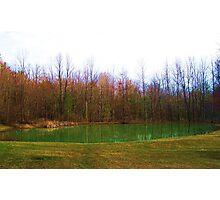 Emerald Pond Photographic Print