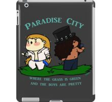 Chibi Guns'n'roses: Paradise city iPad Case/Skin
