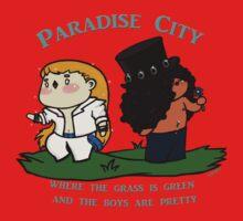 Chibi Guns'n'roses: Paradise city Kids Clothes