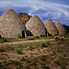 Ward Charcoal Ovens by Kathy Weaver
