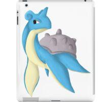 Lapras Water Pokémon iPad Case/Skin