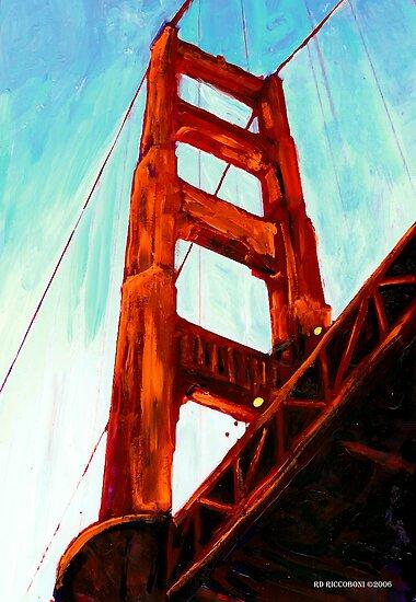 The Great Bridge by RDRiccoboni