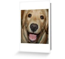 I smell Bacon! Greeting Card