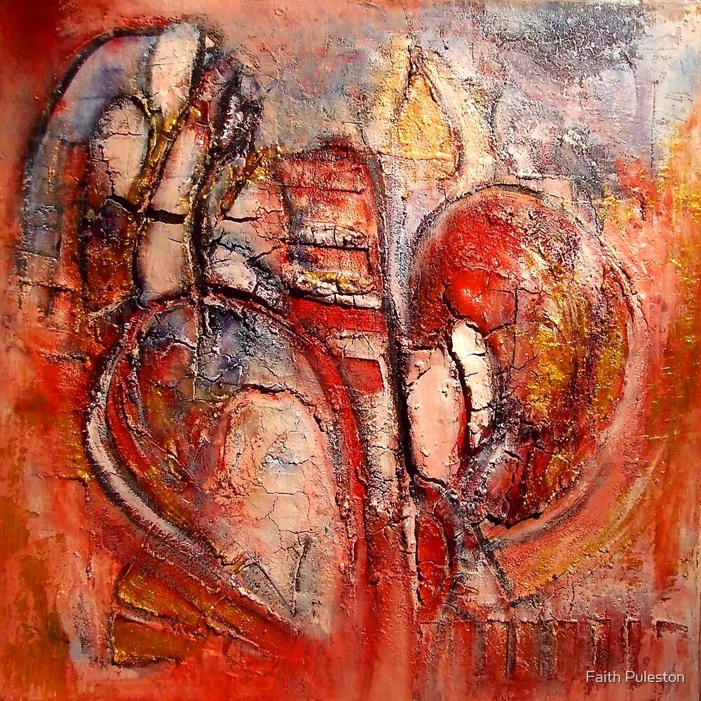 heart broken by Faith Puleston