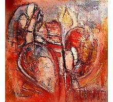 heart broken Photographic Print