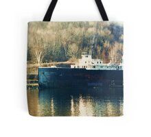"""The """"City of Milwaukee"""" Car Ferry Tote Bag"""