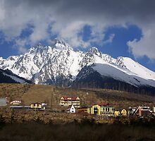 Tatra Mountains by M G  Pettett