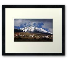 Tatra Mountains Framed Print