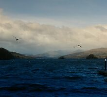 Lake Windermere by Ciaran O'Hagan