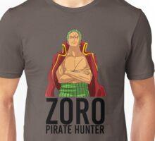 Zoro - Pirate Hunter (Alternative) Unisex T-Shirt