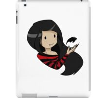 Marceline's bat iPad Case/Skin