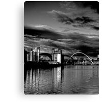 Tyne Canvas Print