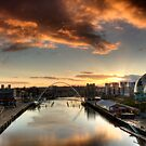 The Tyne by Anna Ridley