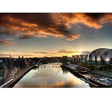 The Tyne Photographic Print