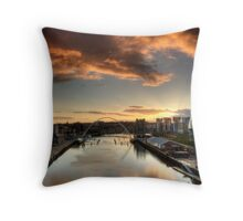 The Tyne Throw Pillow