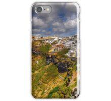 Fira City, Santorini, Greece iPhone Case/Skin