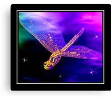 Whimsical Flight Canvas Print