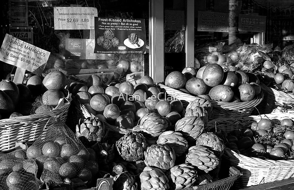 Haight Verduras 2007 by Alan LeClair