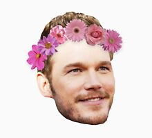 Chris Pratt Flower Crown Unisex T-Shirt