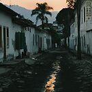 Paraty in Brazil by julie08