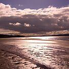 Arnside Clouds by Gordon Hewstone