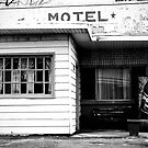 One-star motel. by Jeff  Wiles