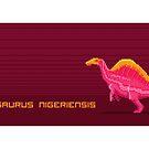 Dinosprite Ouranosaurus by David Orr