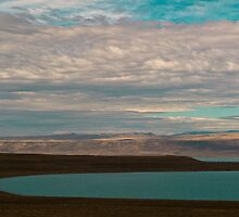 Lago Viedma- Patagonia by David Chesluk